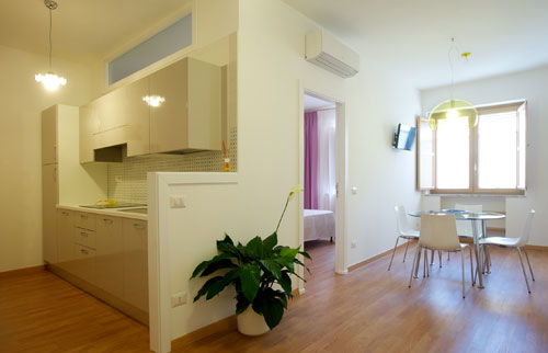 Appartamento Amalfi Ospiti in centro Salerno
